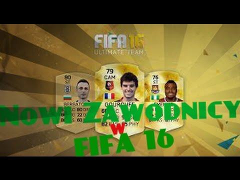 Download Nowi piłkarze w FIFA !!!