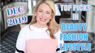 Top Picks in Beauty Fashion Lifestyle | December 2019 Favorites | MsGoldgirl