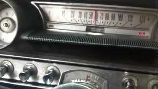 Kickdown Testing on my 1964 Ford Galaxie 500 on Highway FE 390