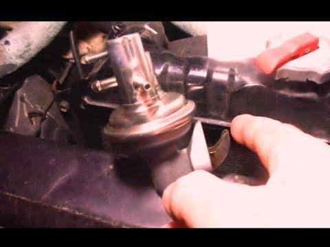 Suzuki Samurai SJ413 - Fuel Pump Replacement change - YouTube