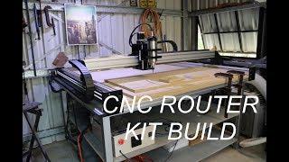 3Dtek Heavy Mill CNC Router Kit Build - Forme Industrious