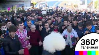 Хабиб Нурмагомедов сегодня вечером прилетит в Дагестан