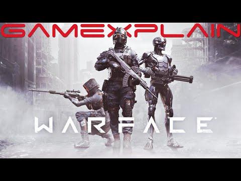 Warface - Game & Watch (Nintendo Switch)