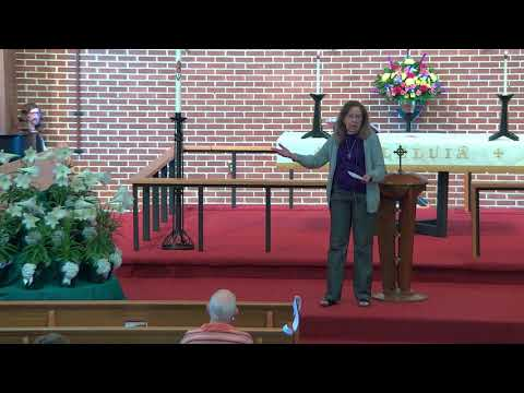 Pisgah Sunday Sermon - Jesus Appears to the Disciples