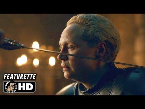 GAME OF THRONES S08E02 Official Featurette (HD) Gwendoline Christie Series