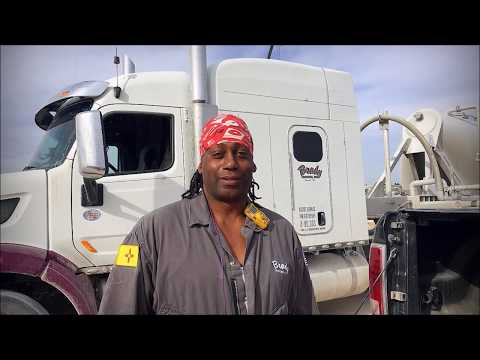 Oilfield Worker CDL Shortage – NPR & Brady Trucking