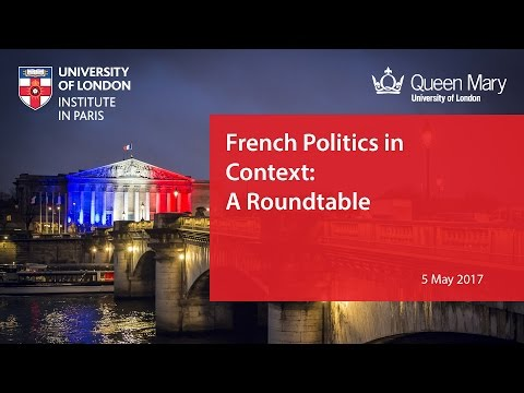 French Politics in Context: A Roundtable