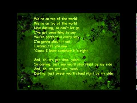 CHRISTINA PERRI Be my forever lyrics