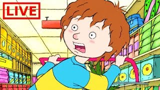 LIVE Horrid Henry | HORRID MARATHON | Live Special | Videos For Kids | Horrid Henry Episodes | HFFE