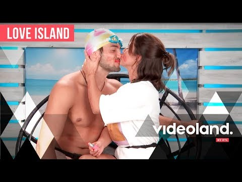 De love story van Gabriëlla en Luca | Love Island