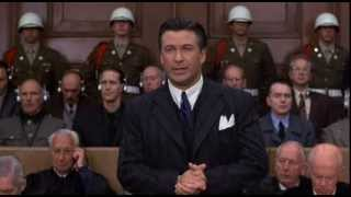 Final Speech Of Alec Baldwin - Nuremberg Trials (1945-1946)