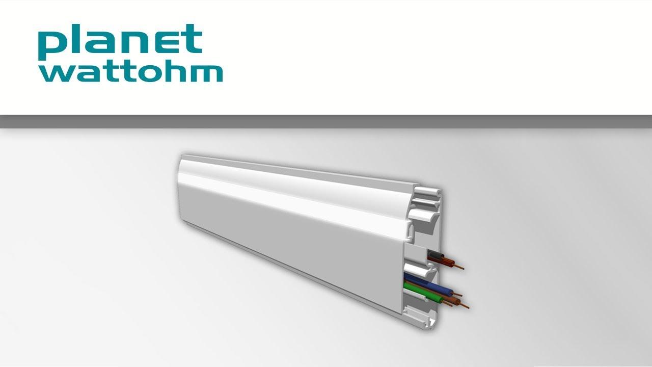 led system planet wattohm : installer un balisage lumineux dans les