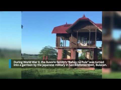 `House of Horror' is mute witness to World War II mass rape