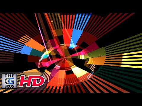 "CGI Animated Audio-Visual Performance HD: ""Chromophore"" by - Paul Prudence"