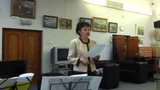 Концерт учащихся ДМШ № 62 Н.А.Петрова в библиотеке Вс.Иванова