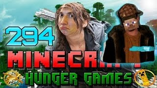 Minecraft: Hunger Games w/Mitch! Game 294 - SCUMBAG MITCH!