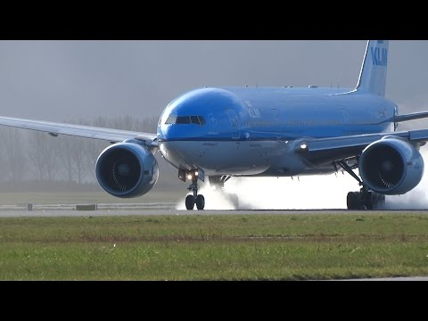 PURE B777 Engine POWER! Listen To That Beautiful GE-90 Sound!