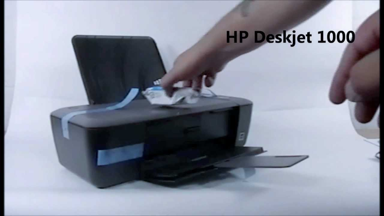 HP DESKJET 1000 J100A DRIVER DOWNLOAD