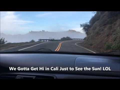 "Sunday Morning Drive "" Malibu Canyon & Beach"" Adventure"