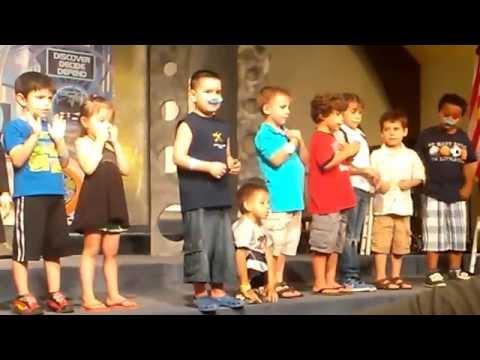 Agency D3  2014 Preschool Songs