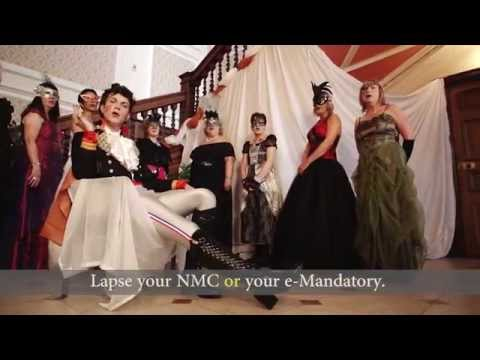 WWL NHS presents Adam Ant's Prince Charming Karaoke Video – Recognising Excellence Awards 2014