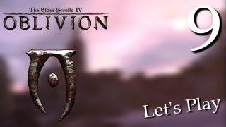 Прохождение The Elder Scrolls IV: Oblivion с Карном. Часть 9