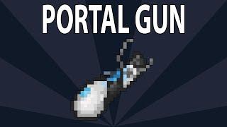 Poradnik Terraria 1.3 - Portal Gun