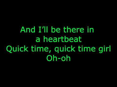 Simple Plan - Summer Paradise ft. Sean Paul (Karaoke) Lyrics On Screen