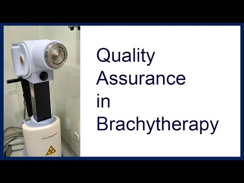 Brachytherapy Quality Assurance Guide