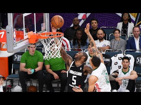 Top Plays of the 2018 NBA G League International Challenge