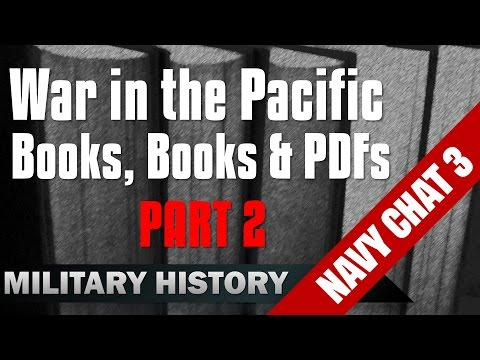 Pacific War Books & Free PDFs Part - 2 #Navy Chat
