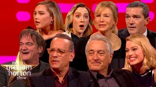 The Oscars On The Graham Norton Show!