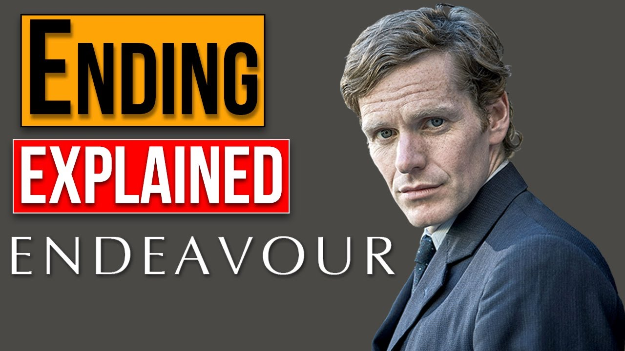 Download Ending Explained! ENDEAVOUR Season 7 | Review | PBS
