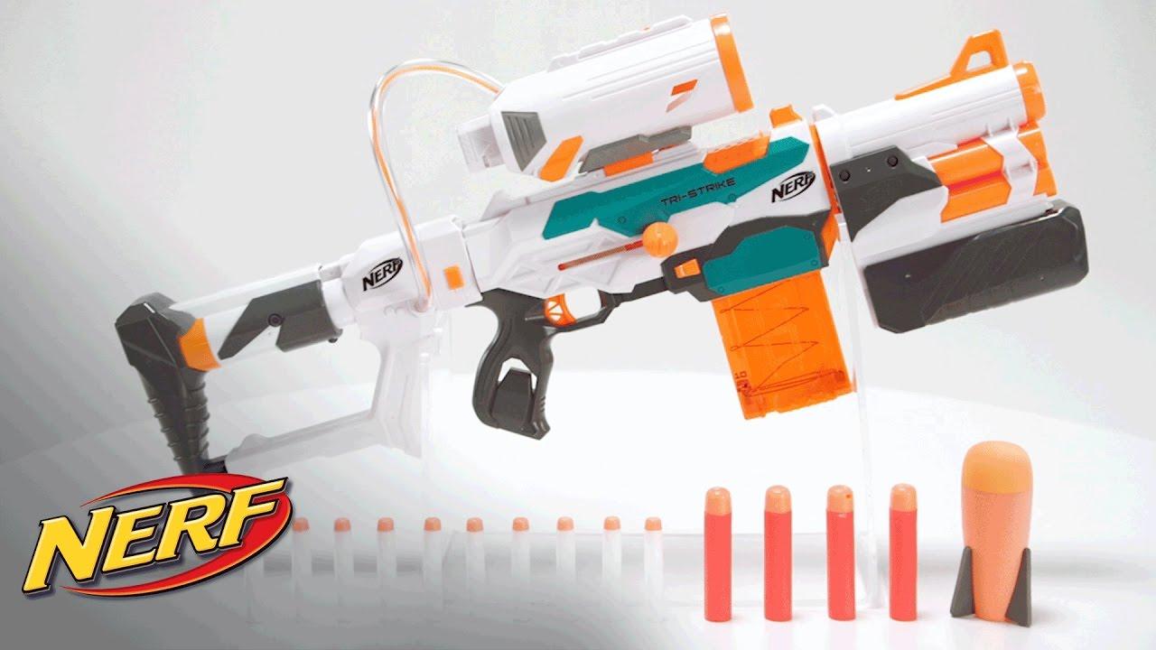 Spielzeug für draußen Hasbro Nerf Modulus Tri-strike B Elite günstig kaufen