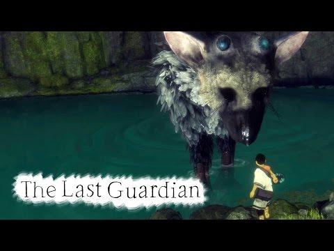 THE LAST GUARDIAN - O Início de Uma Linda História! (PS4 Pro Gameplay Português)