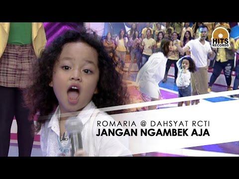 """Romaria - Jangan Ngambek Aja """"Syalala"""" Live DahSyat Musik"""