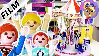 Film Playmobil en français - Manège dans la villa de luxe PLaymobil!