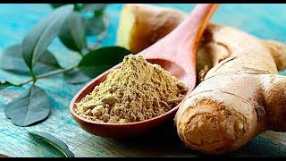 Имбирь-полезные свойства//рецепты для красоты и здоровья
