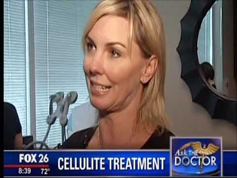 Fox 26 Discusses Cellulite Treatment