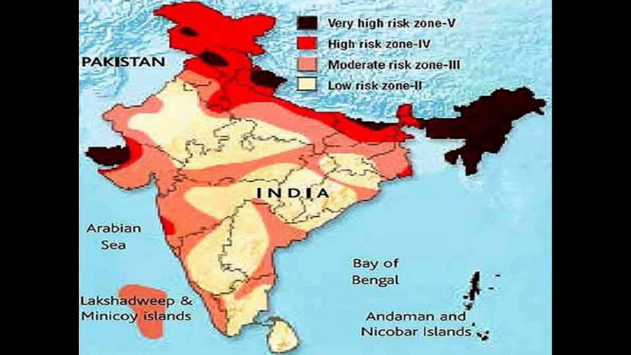 Earthquake zones in india youtube earthquake zones in india gumiabroncs