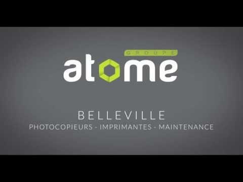 Publicité Groupe ATOME