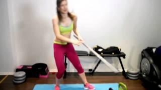 Как похудеть после родов - упражнения