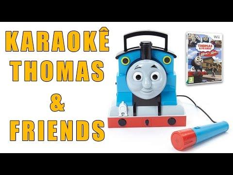 Karaokê Go Go Thomas & Friends - Wii Gameplay