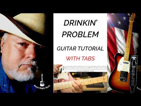 DRINKING PROBLEM – BEEZER WAGLER MUSIC