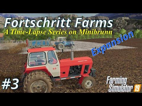 Farming Simulator 19   Fortschritt Farms #3   Expansion