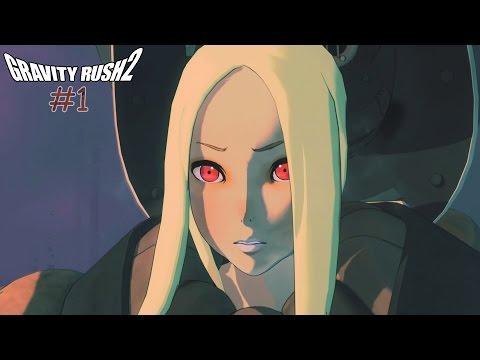 KAT, LA REINE DE LA GRAVITÉ !  Let's Play Gravity Rush 2 1  FR
