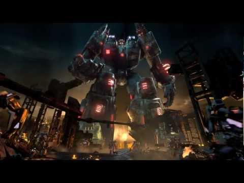 E3 Trailer -- Official Transformers: Fall of Cybertron Video