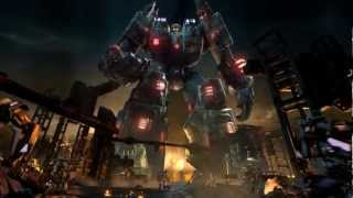 Repeat youtube video E3 Trailer -- Official Transformers: Fall of Cybertron Video