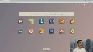 Odoo Sales Management - Manage Your Opportunities & Sales Pipeline thumbnail