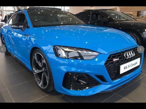 Brand new Audi